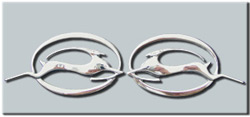 1994-96 Chevy Impala SS Sail Panel (Left or Right)