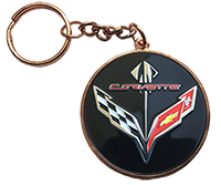 NEW!!  C7 Stingray/Corvette Word Keychain
