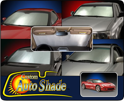 Custom Exact Fit Windshield Sunshades