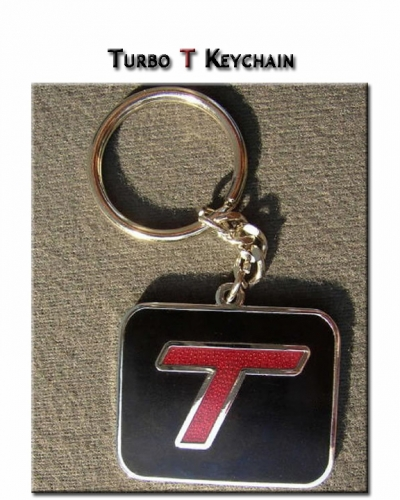 Pontiac Turbo Trans Am Keychain